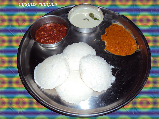 Soft Idli's - tips for soft idli's - with pictures
