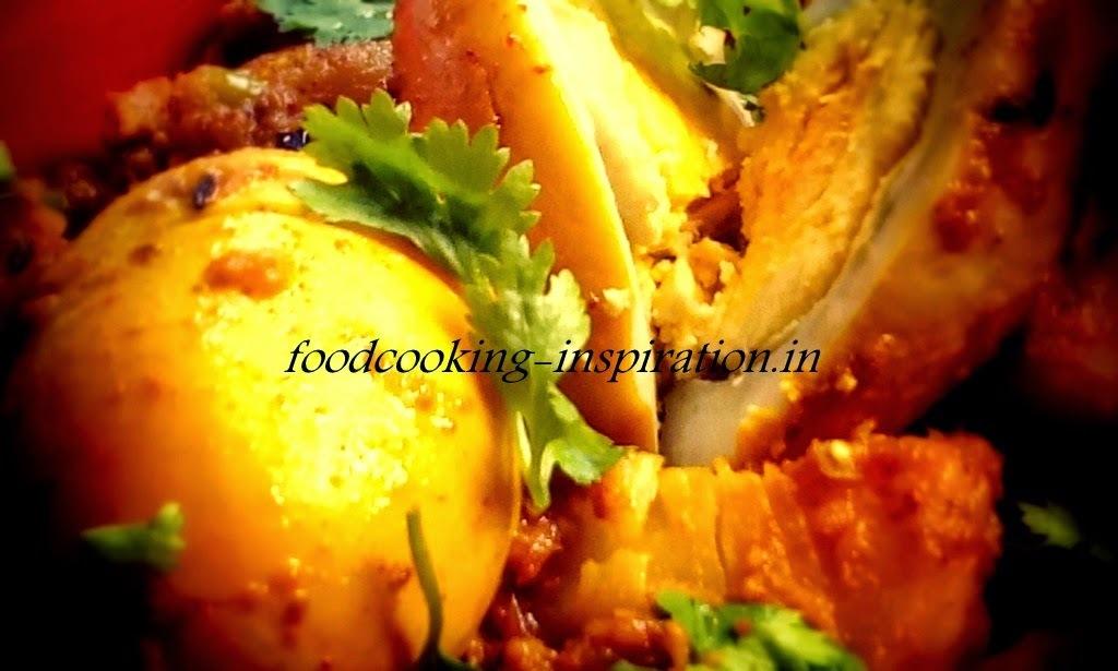 Irresistible Egg - Bengali Deem Dish