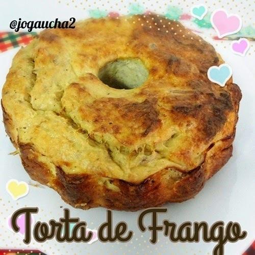 Torta Protéica de Frango