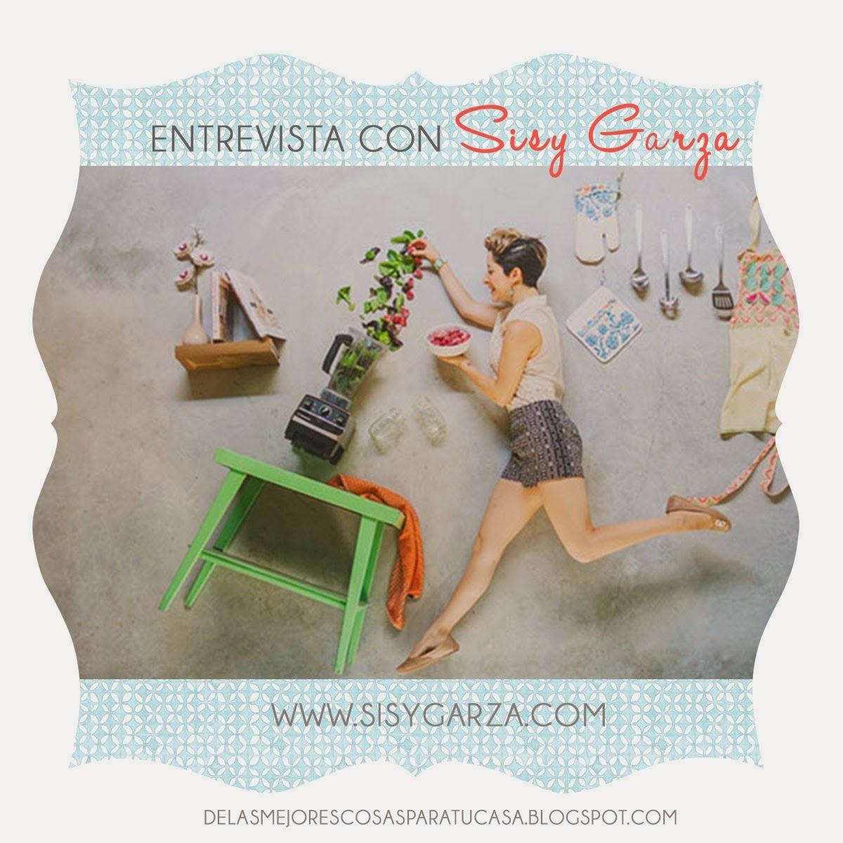 Entrevista con: Sisy Garza