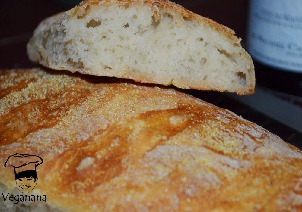 de pão de milho caseiro facil