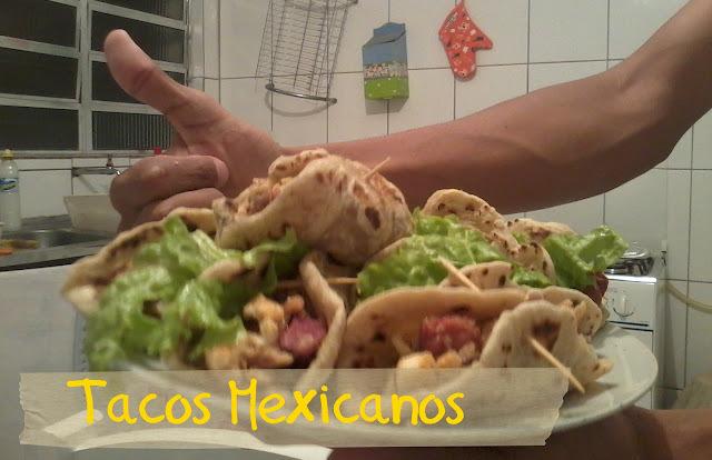 Tacos mexicanos!