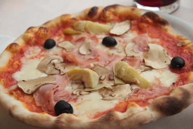 As trufas e alcachofras da Itália (e a bisteca fiorentina)