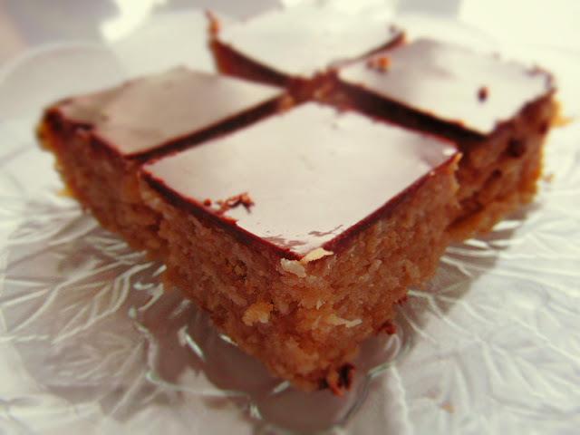 nepečený koláč z marína keksov