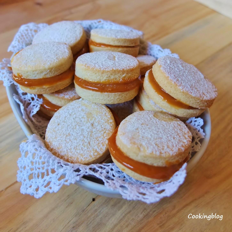 Biscoitos casadinhos   Brazilian Wedding Biscuits