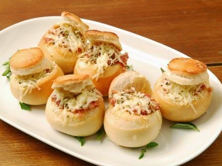 para recheio de sanduiche natural com queijo e presunto