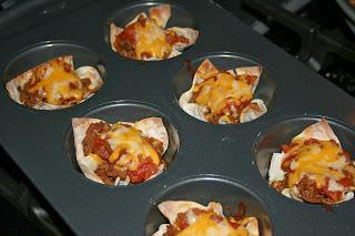 Recipe #241:  Mini Tacos