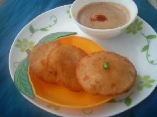 Singhara ata poori |How to make singhade ki puri | Navratri special