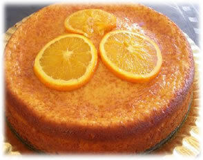 Utilisima la pasteleria: torta de naranja
