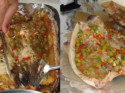 como preparar peixes de couro