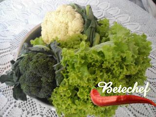 Saladas e Verduras: mais saúde no seu prato