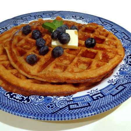 Table for Two - Buttermilk Waffles