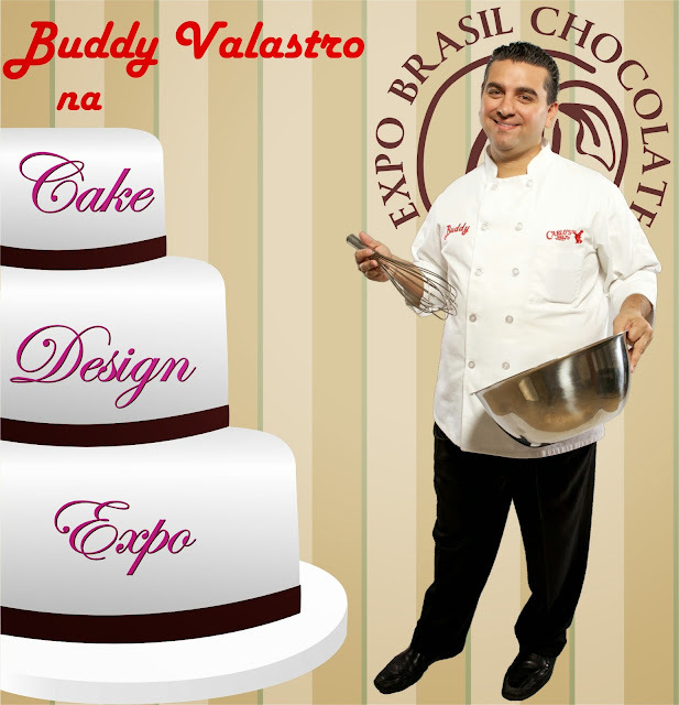 Buddy Valastro na Cake Design Expo