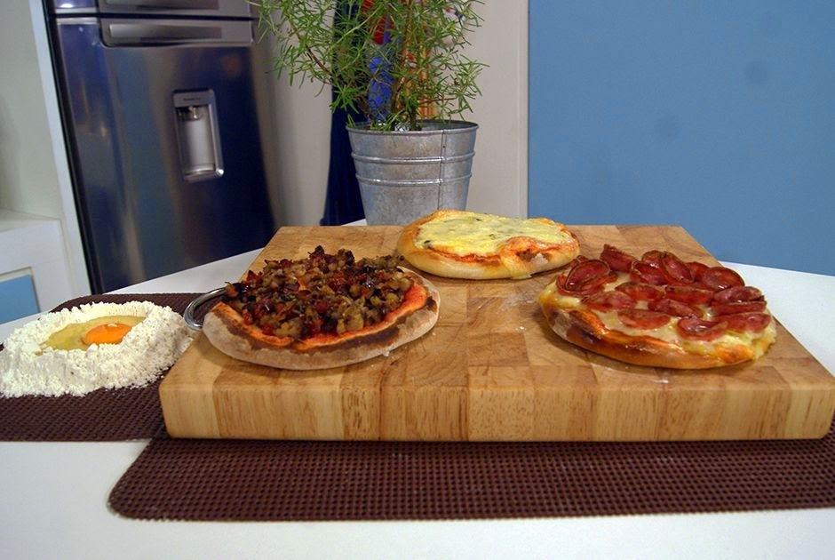 Pizzas Especiais