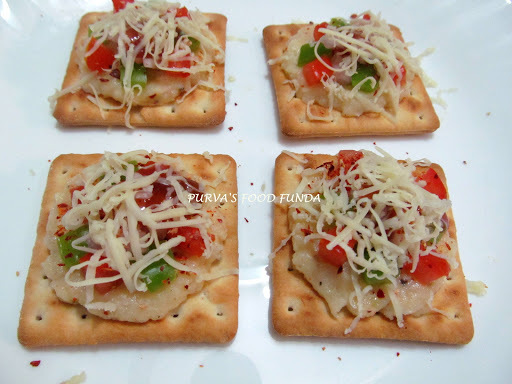 Yammi Crackers