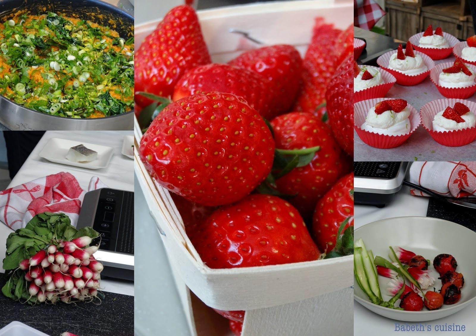 Paris....un salon du blog....une recette de légumes avec Lidl...une rencontre sympa...