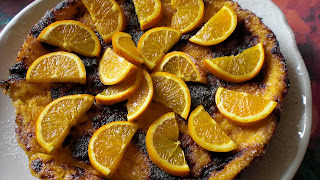 pastís de taronja