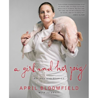 Gourmet's 50 Women Game Changers in Food: # 43, April Bloomfield