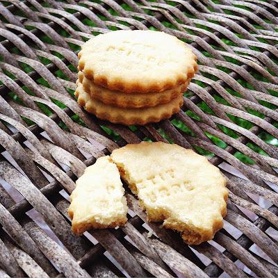 Galletas de mantequilla Petit Beurre caseras