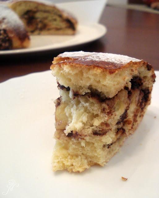 Dizani kolač s meringueom