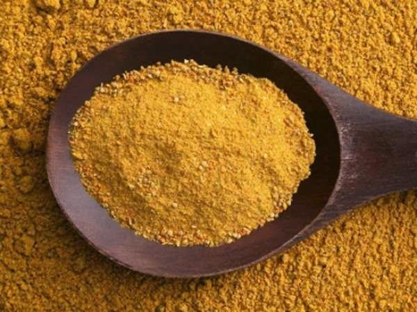Temperos e receitas Curry