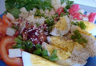 Salada Refeição