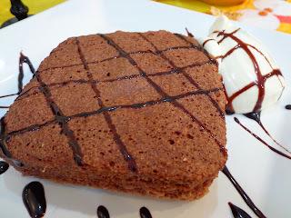 BOLINHO DE MICRO (sem farinha de trigo e light)