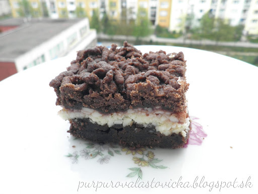 Rýchly tvarohový koláč