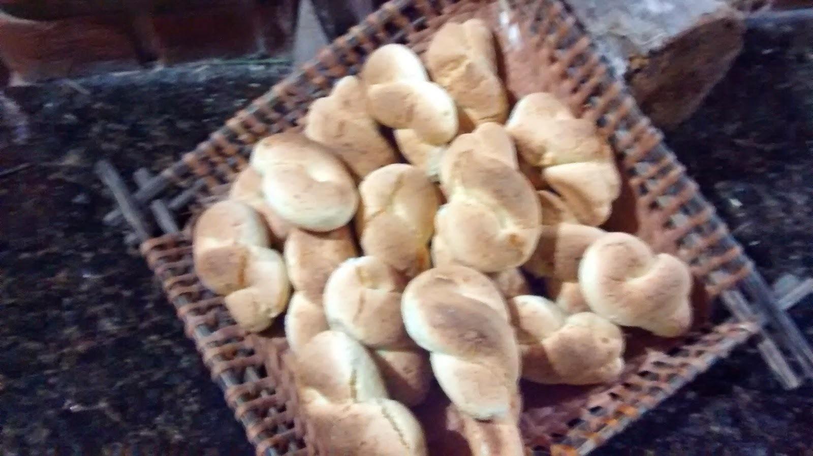 Biscoito de polvilho doce assado (doce)