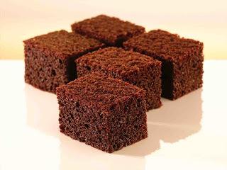 pão de ló bolo de chocolate fácil
