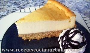 Como preparar tarta de chocolate blanco