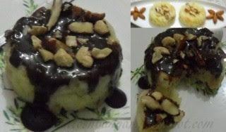 Kheer pudding.......a fusion dessert