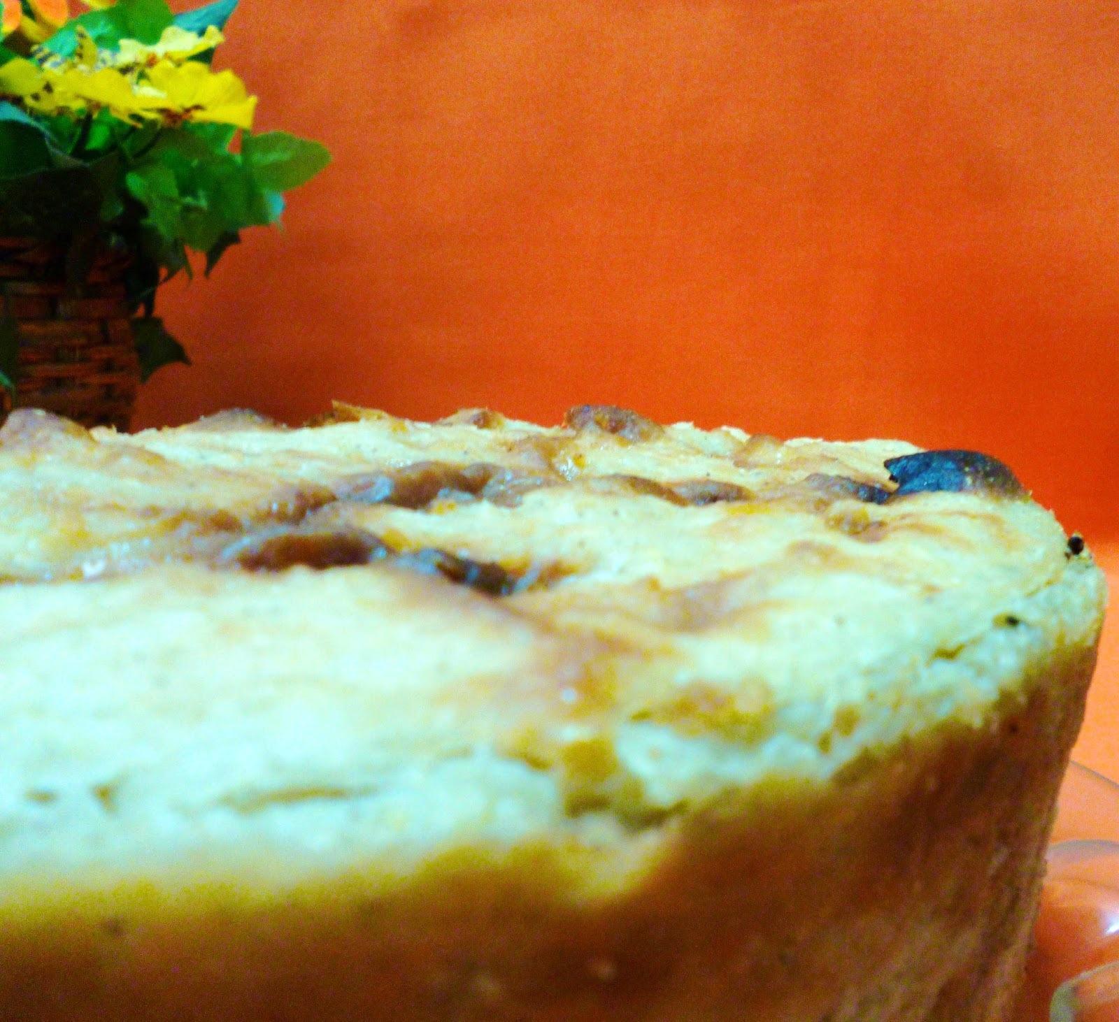 Tamal asado casero