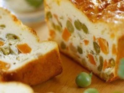 bolo salgado de queijo de liquidificador