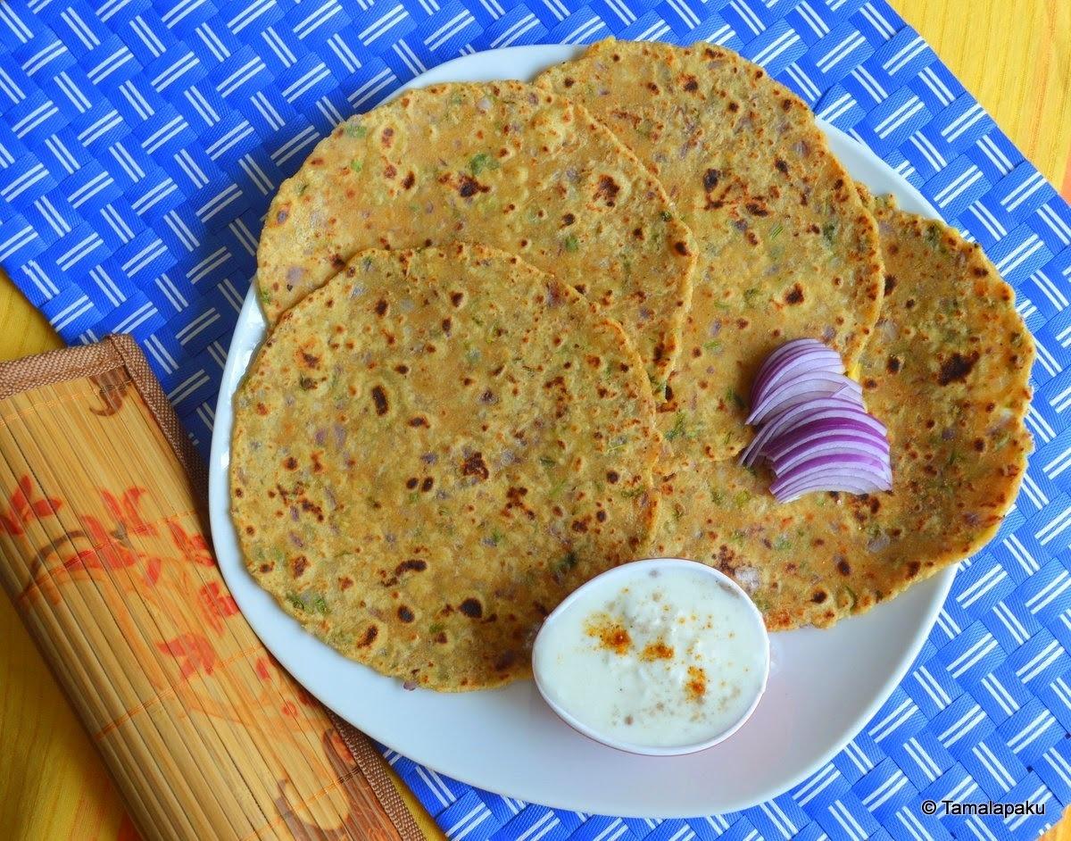 Missi Roti - Punjab