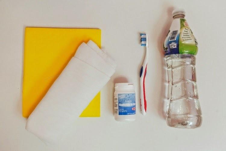 8 problemas que você resolve com vinagre e você não sabia