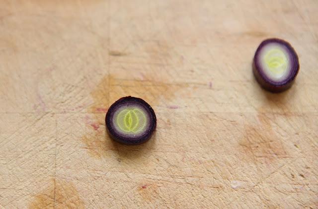 brocoli morada