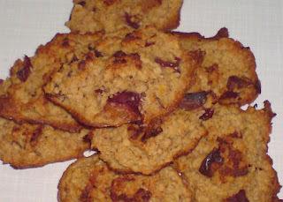 Zabpelyhes, szilvás, gluténmentes házi keksz recept baracklekvárral