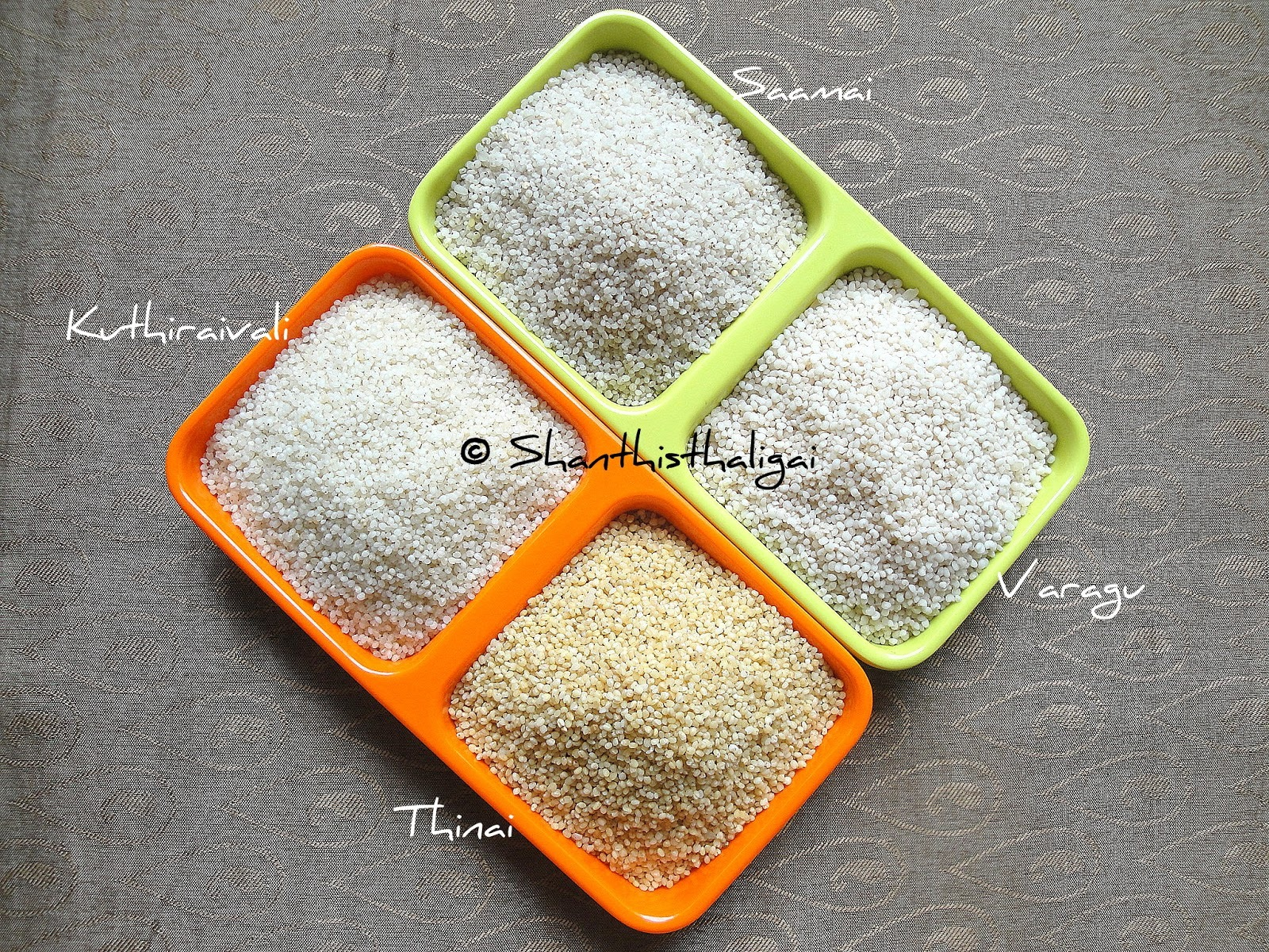 HOW TO COOK MILLETS? / MILLETS COOKING BASICS / SAAMAI SADHAM / SAAMAI RICE