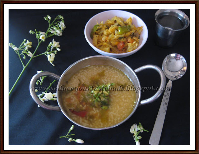 Murunga Poo Rasam | Drumstick Flowers Rasam