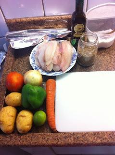 de omelete de berinjela com abobrinha