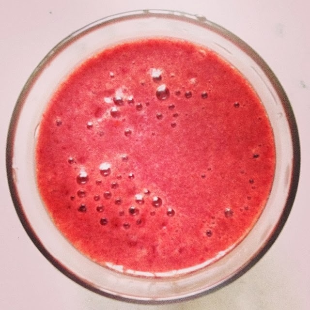 SMOOTHIES para nos vitaminar e refrescar