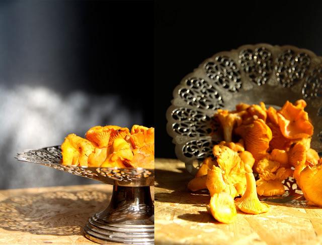 Hamburguesas de otoño / Autumn Hamburgers