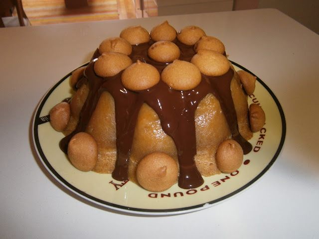 Tarta de Galletas (Pudin en 9 minutos)