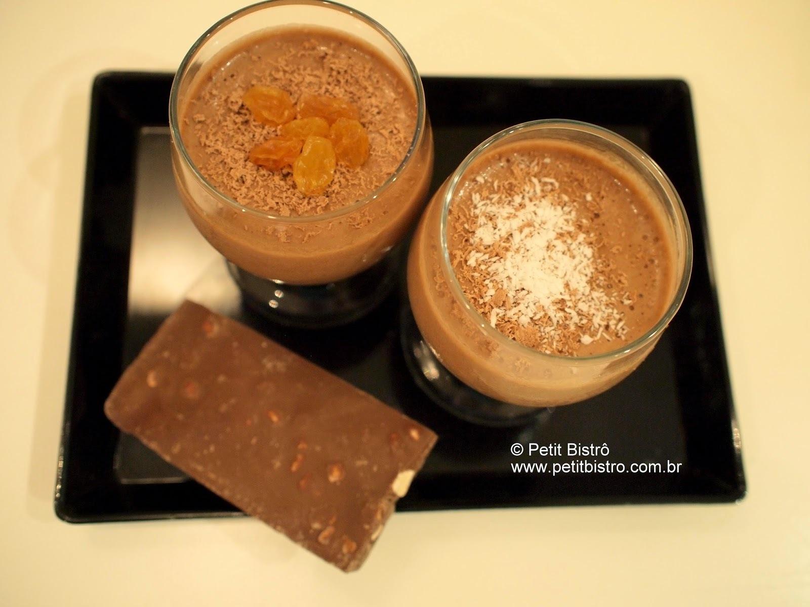 MOUSSE CHOCOLATE FÁCIL