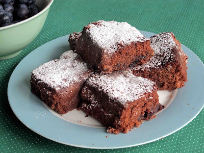 blueberry cake nz