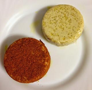 Queso vegano de soja y tapioca