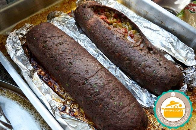Série Rotisserie 1 - Rocambole de Carne Moída
