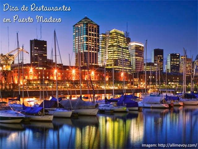 Restaurantes Bacanas em Buenos Aires