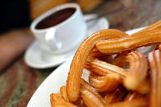 postres yucatecos- churros deliciosos